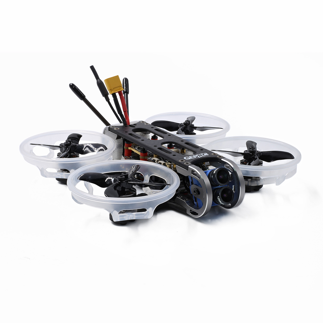 Image 5 - GEPRC CinePro 4K BNF/PNP FPV Racing Drone 4S Compatiable with F722/F405 Flight Controller 115mm 5.8g 48CH 500mW VTX-in Parts & Accessories from Toys & Hobbies