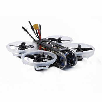GEPRC CinePro 4K HD 3-4S FPV Racing Drone Advanced Version FRSKY BNF F722 FC Caddx Tarsier 4K 35A ESC 5.8G 48CH 0~500mW VTX - DISCOUNT ITEM  5% OFF All Category
