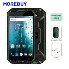 font b Oukitel b font K10000 Max IP68 Waterproof Smartphone 10000mAh MT6753 Octa Core 3G