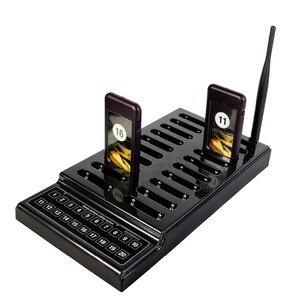 Image 3 - Retekess T111 Restaurant Pagers 20 Call Draadloze Calling Paging Queuing Systeem Gast Belknop Restaurant Pagerequipment