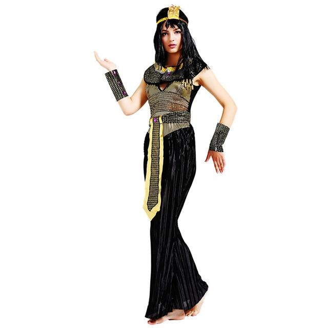 Faran egipcio disfraces halloween party adultos ropa Egipto Faran