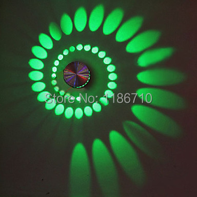 2 W Wandlamp Led Wandlamp Moderne Aluminium Lampen Gang Licht Tv Sofa Achtergrond Licht Gratis Levering
