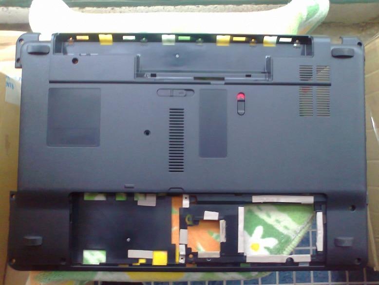 Case Bottom For Acer Emachines E640 E640G NEW85 E640 E730 Series 15.6 Base Cover Black монитор emachines
