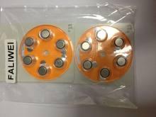 Está quente! Baterias do Aparelho Auditivo pçs/lote 12 A13 13A e13 ZA13 13 PR48/fast shipping, Nova data de produção e bateria original