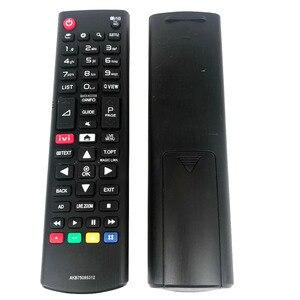 Image 2 - รีโมทคอนโทรลใหม่AKB75095312สำหรับLG LCD TV IVI Fernbedienung