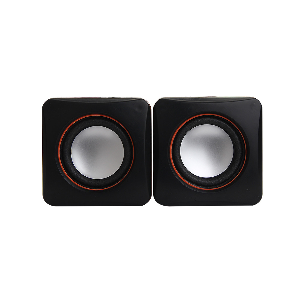 FGHGF Brand  Wholesale price New Mini Portable USB Multimedia Computer Laptop Audio Sounder Speaker For Dropshipping