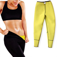 Sexywg Super Stretch Sport Workout Control Pantied Women Man Sweat Sauna Intimate Shaper Pant Neoprene Slimming