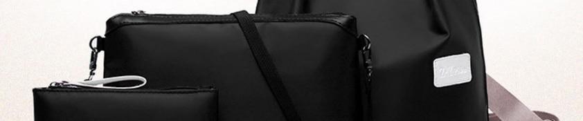 HTB1C6CBXJfvK1RjSspoq6zfNpXaC - LUCDO 3 Sets Bags
