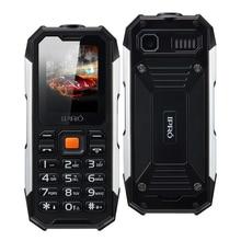 IPRO IP67 Étanche À La Poussière Antichoc Robuste Mobile Téléphone I3208 Débloqué Double SIM 2500 mAh 2.0 Pouce TF Carte Pris En Charge 8 GB GSM