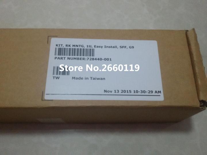 цена на Server rail kit for DL360P GEN8 GEN9 728440-001