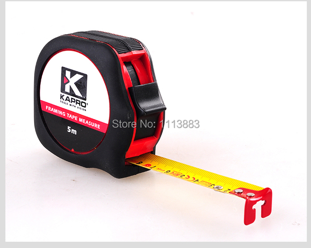 5m, Framing Tape Measure, 608-in Tape Measures from Tools on ...