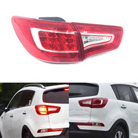 MZORANGE Outer Inner Tail light for KIA Sportage R 2009 14 Q5 Style LED Tail Rear Brake Lamp Rearbrake Light Tail Light Assembly
