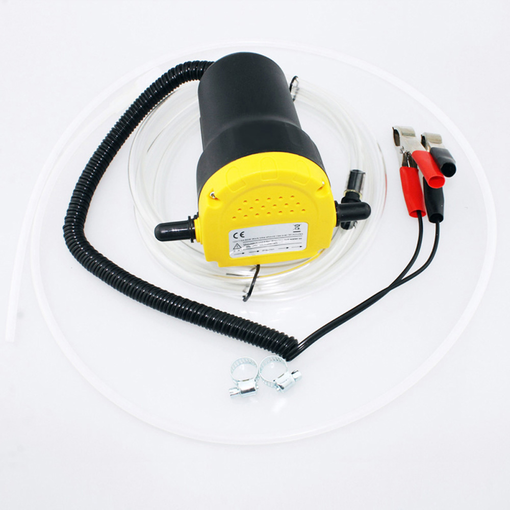 12 Volt Oil/Diesel Fluid Pump for Pumping Fuel Extractor Scavenge Exchange Transfer Pump Car Boat Motorbike Oil Pump HW242 diy brand dollar price 12v oil for diesel fluid sump extractor transfer pump for electric motorbike car oil transfer pump