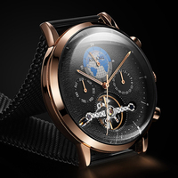 AILANG Swiss registered men's watch 2018 new automatic mechanical watch physical formula waterproof sport fashion men's watch