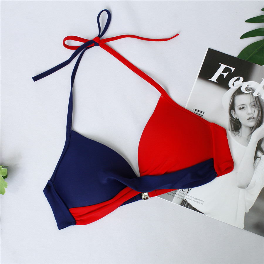 HTB1C6E0uRjTBKNjSZFwq6AG4XXan Sexy Bikini Push Up Swimwear Women biquinis feminino 2018 mujer Swimsuit tanga Swimming Bathing Suit Plus Size Bikinis Set XXXL