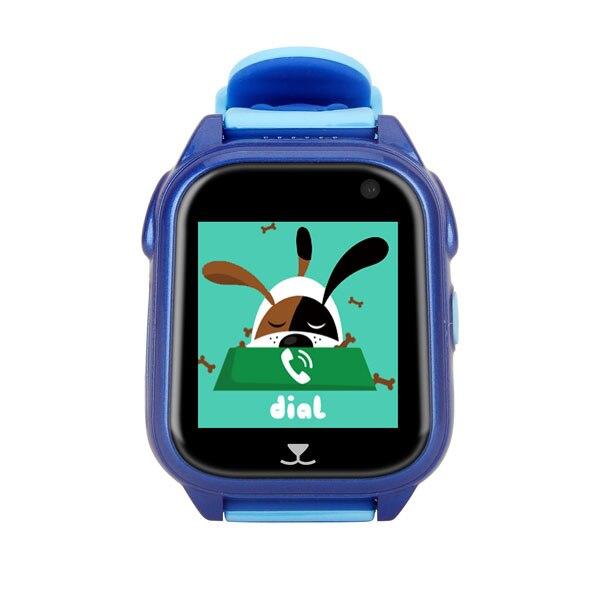 Enfants enfants montres montre intelligente avec GPS Tracker bébé enfant sécurité Smartwatch étanche enfants montres pour IOS Android garçons fille