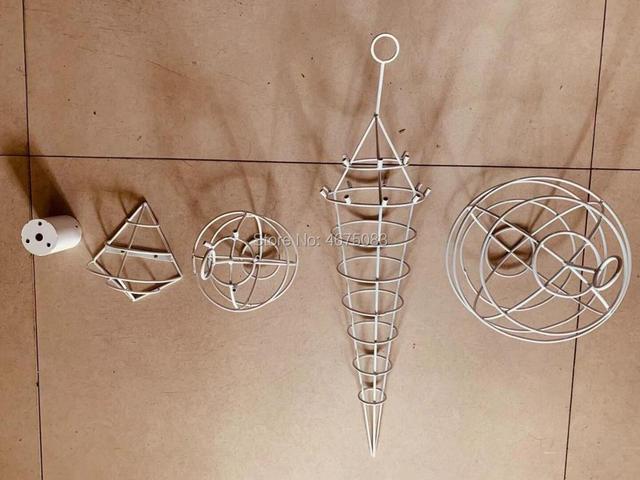Lampe à suspension de conception moderne de fleur marocaine allumant des lampes de conception de galerie faites main à lancienne