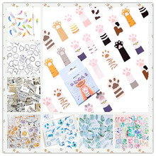 45pcs/pack Cute Kawaii Decorative Paper Stickers DIY Diary Notebook Decoration Stickers Scrapbooking Gift 23 Styles Can Choose divya srinivasan little owl s audiobook collection