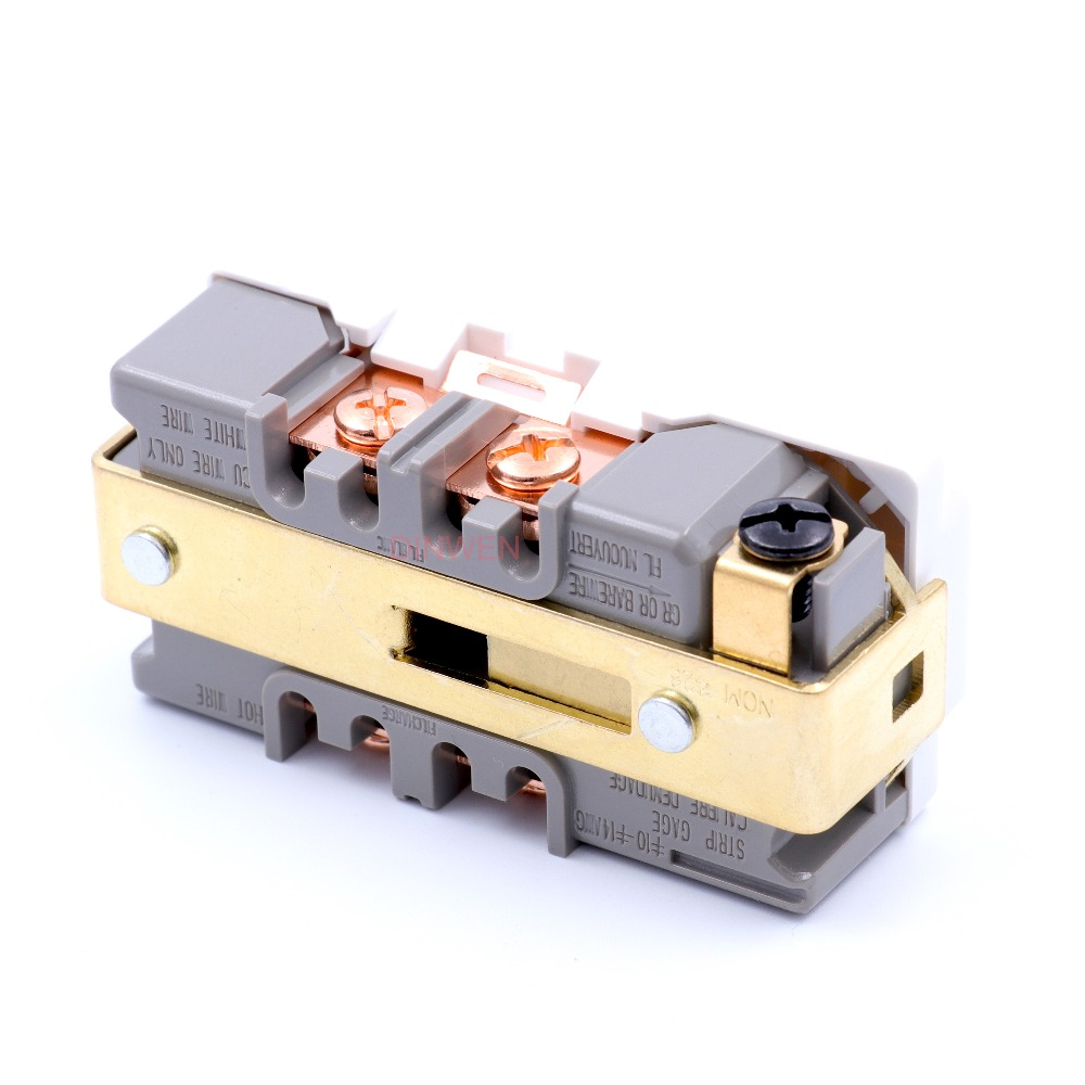 tomada de energia receptáculo elétrico painel placa