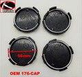20PCS 56MM Black Wheel Hub Cap Decal Sticker for MAZDA 2 3 5 6 CX-5 CX-7 CX-9 RX8 Center Caps Auto accessories Free shipping