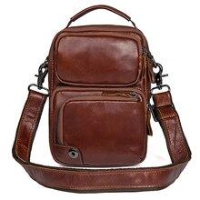 100% Genuine Leather Hot Selling Product Simple Design Handbag Flap bag Messenger Bag Cross Body Bag For Men 1010B gamakatsu ls 1010b