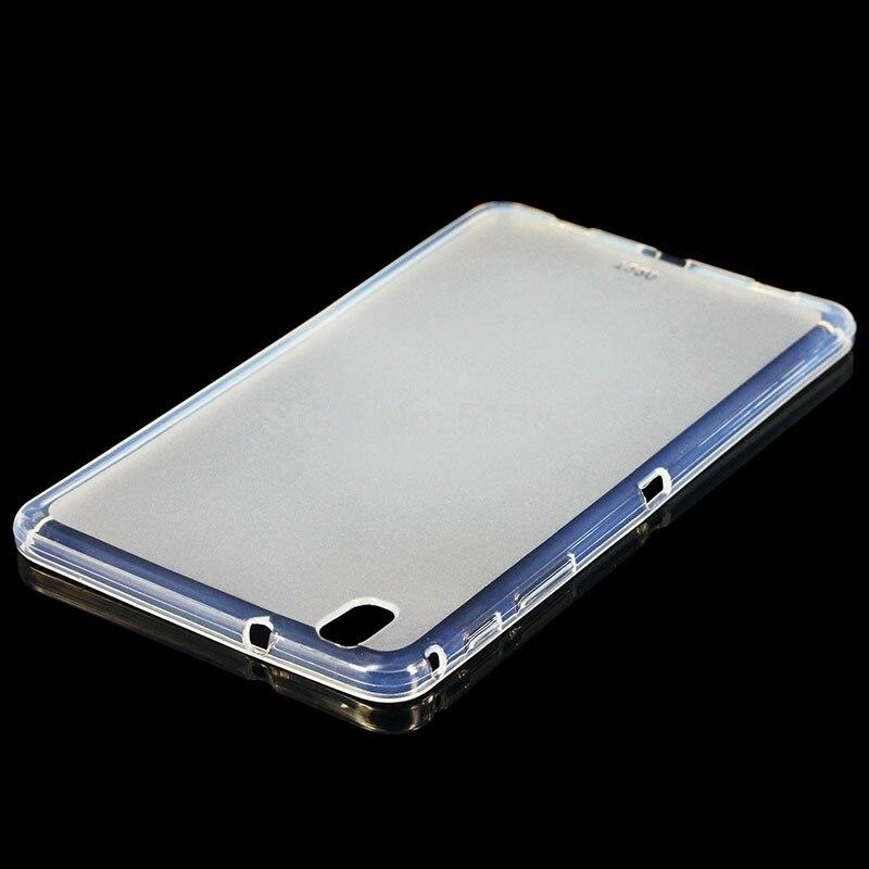 все цены на Case for Samsung Galaxy Tab Pro (8.4) T320 T321 T325 SM-T320 High Quality Pudding Anti Skid Soft Silicone TPU Protection онлайн