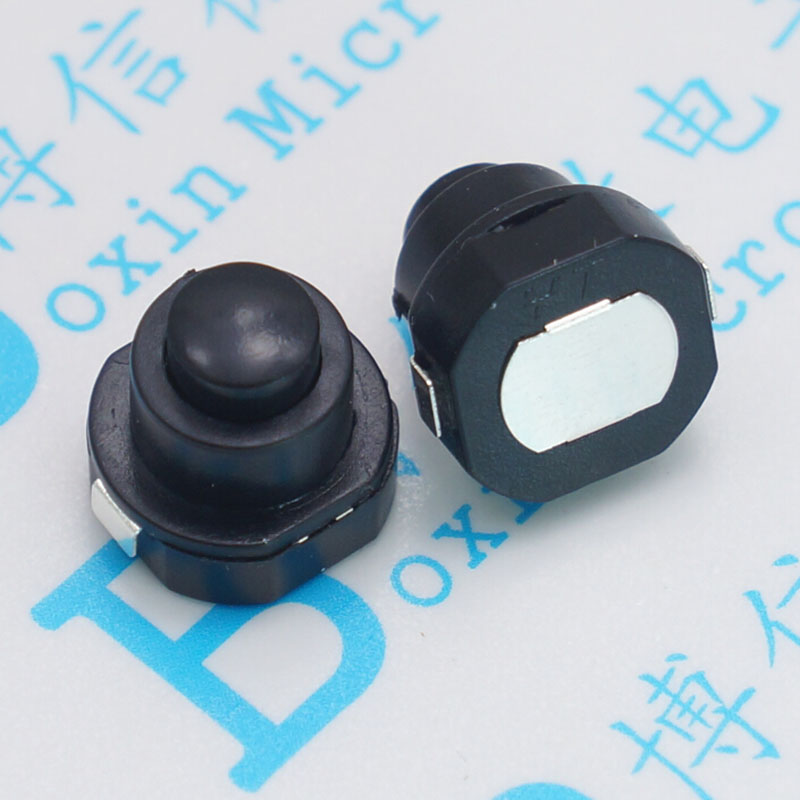 1010 x small circle Conical flashlight power KAN - 10 a latching button The flashlight switch