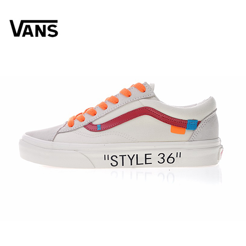 Original New Arrival Vans Men s   Women s Classic Old Skool Low-top  Skateboarding Shoes Sneakers Canvas VN0A3D23KE5 6 - aliexpress.com -  imall.com fbdecf33c9a9
