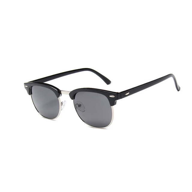 497cde6fdacb6 DUBERY Iron Man 3 Matsuda TONY stark Sunglasses Men Rossi Coating retro  Vintage Designer Sun glasses