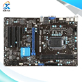 Para msi b75a-ie35 original usado motherboard desktop para intel b75 soquete LGA 1155 Para i3 i5 i7 DDR3 16G SATA3 ATX