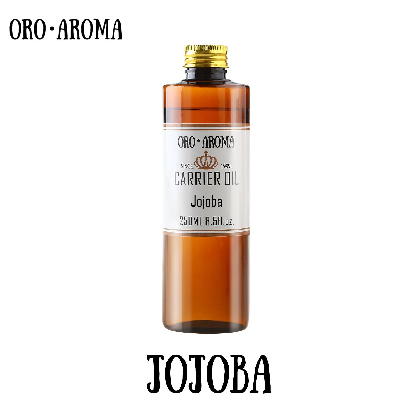 Famous Brand Oroaroma Jojoba Oil Natural Aromatherapy High-capacity Skin Body Care Massage Spa Jojoba Essential Oil
