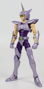 Image 3 - הצעה מיוחדת צעצועים גדולים Dasin Unicorn Jabu EX קסדת ברונזה GT דגם פעולה איור צעצוע מתכת שריון