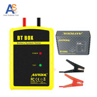 Newly AUTOOL BTBOX Support Battery And Cranking Test Powerful Function Automotive Battery Analyzer Tool Work On
