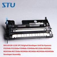 DV1150 DV-1150 1 Pc Originele Developer Unit Voor Kyocera P2235dn P2235dw P2040dn P2040dw M2135dn M2635dn M2635dw M2735dw M2040dn