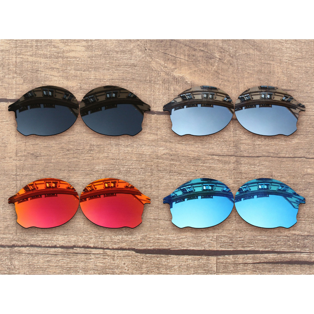 Vonxyz 20+ Color Choices Polarized Replacement Lenses for-Oakley Tailend Frame