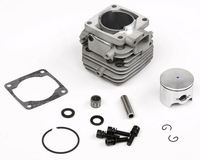 36cc rc car Petrol Engine Cylinder head with piston kits assembly for 1/5 scale HPI racing baja 5B 5T 5SC LOSI TDBX FS MCD Rovan