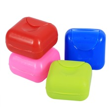 W Portable Soap Case Travel Soap Holder Container Box Home Wash Shower Outdoor Hiking Camping Using Bathroom Supplies