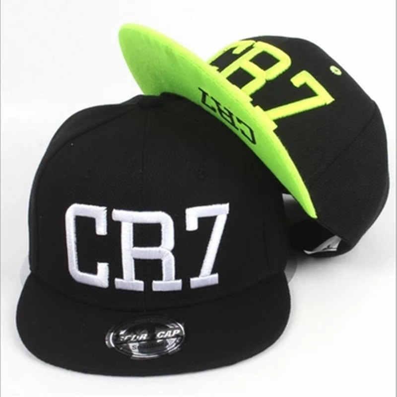 e4864c74ff9fe 2019 new Children Ronaldo CR7 Baseball Cap Hats Boys Girls Snapback Hat New  Fashion Panama Kids