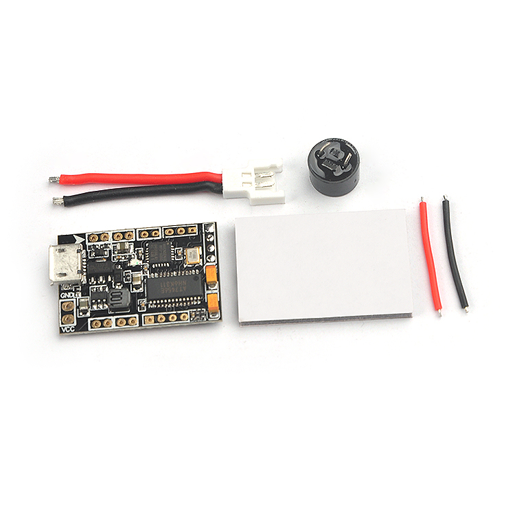 F3+OSD Brush Flight Control Integrated Betaflight OSD Hollow Cup Indoor Through FC For DIY FPV Racing Drone Quadcopter