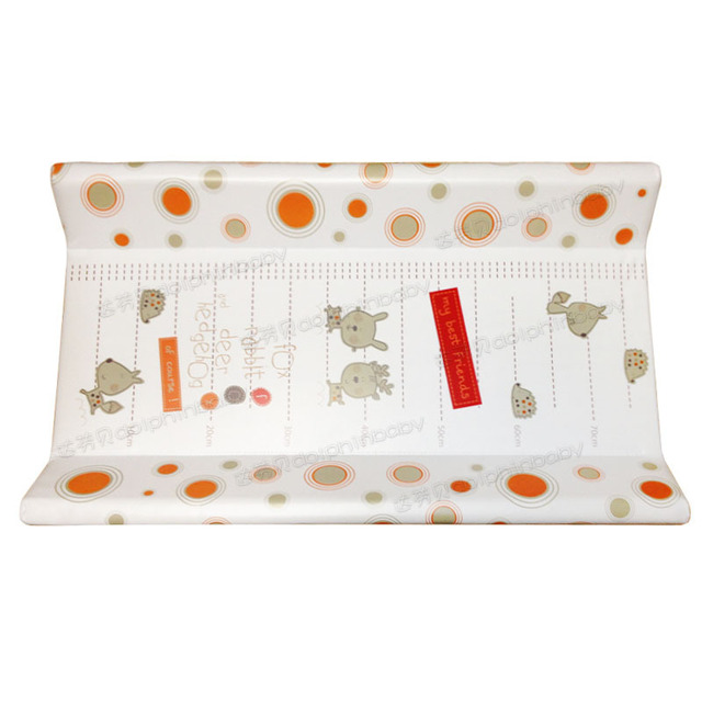 Baby Diaper changing mat thick cotton infants cloth diapers nappy changing pad for newborns baby nursing sheet changing bag