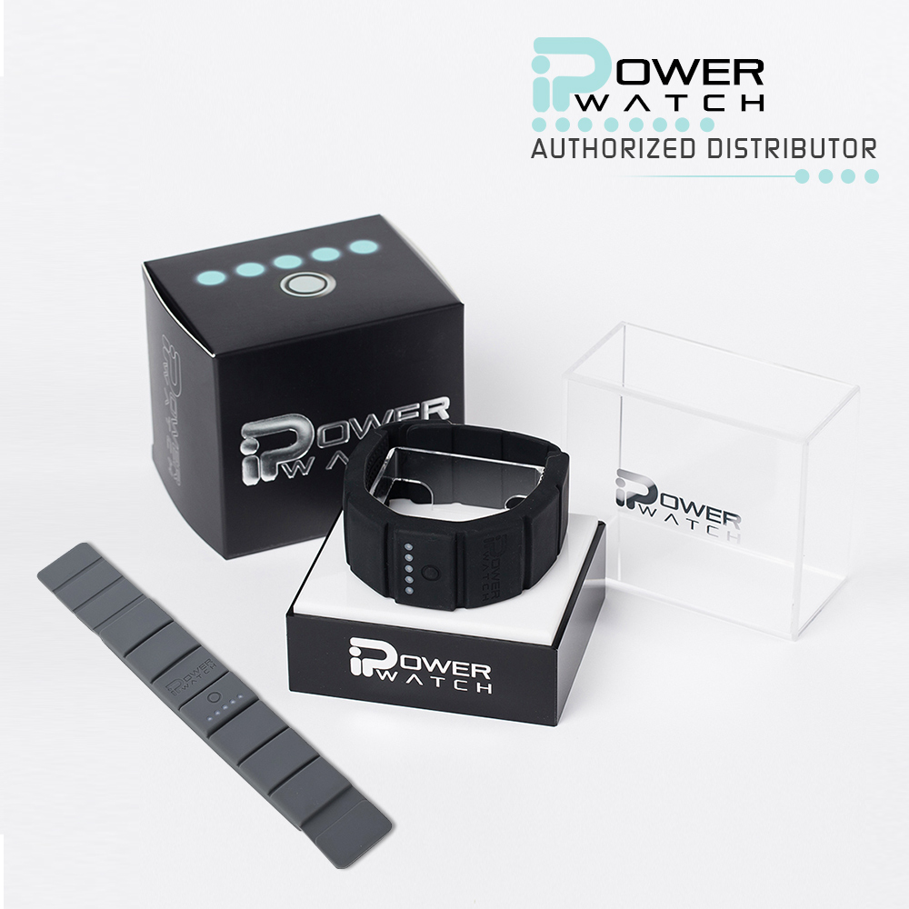 EZ Ipower Watch Battery Tattoo Power Supply External Backup Battery Charger Limited Edition 100% Authentic iPower Power Supply ipower