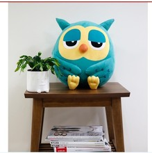 The lovely owl doll plush owl toy doll birthday gift about 50cm