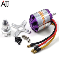 Rctimer A3548/4 3548 1100KV Outrunner Brushless Motor 4.0mm Shaft compatible 3 6S LiPo/70A ESC FPV Multirotor Quadcopter Motor