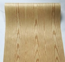 1Piece L:2.5Meters  Wide:55CM Thickness:0.2mm Home Decor Furniture Technology Ash Wood Veneer