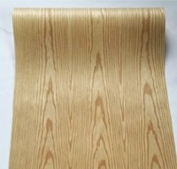 L 2 5Meters Wide 60CM Thickness 0 2mm Home Decor Furniture Technology Ash Wood Veneer Table