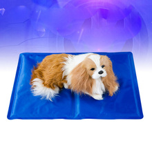 Summer Pet Ice Mat Multifunctional Pet Sleep Mat Cold Bed Cooling Pet Ice Pad Dog Cat