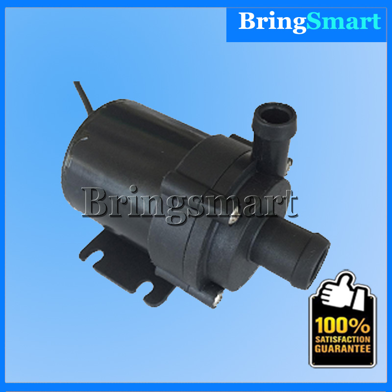 Free shipping JT-600A 12v 24v Mini Circulating Water Pump DC Brushless Pumps,Plumbing Bed ultra-quiet Pump Bringsmart bringsmart jt 280at 12v dc brushless submersible water pump 24v circulating computer cooling pumps free shipping