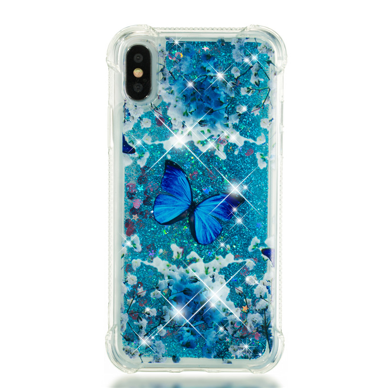 Wekays Liquid Glitter Unicorn Cases For