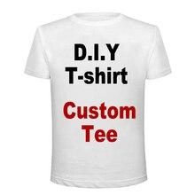 1a8ee48f cjlm 3D Printed Custom T-Shirts Summer Short Sleeve O-neck Tee Shirt Design