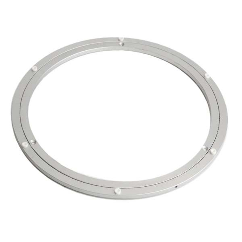 Solid 7 Sizes Aluminium Rotating Turntable Bearing Swivel Plate For Cake Decor TV Monitor Stand Electronic Repair Sculpture Base-in Swivel Plates from Home ...  sc 1 st  AliExpress.com & Solid 7 Sizes Aluminium Rotating Turntable Bearing Swivel Plate For ...